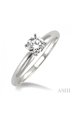 SOLITAIRE DIAMOND RING 16155DHFRW product image