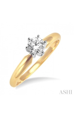 SOLITAIRE DIAMOND RING 16164DHFR product image