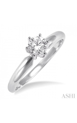 SOLITAIRE DIAMOND RING 16164DHFRW product image