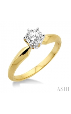 SOLITAIRE DIAMOND RING 16173DHFR product image
