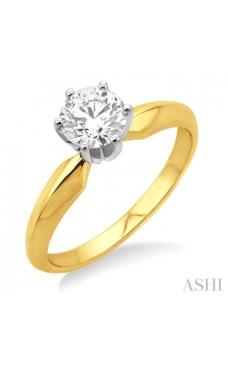 SOLITAIRE DIAMOND RING 16182DHFR product image