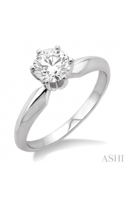 SOLITAIRE DIAMOND RING 16182DHFRW product image