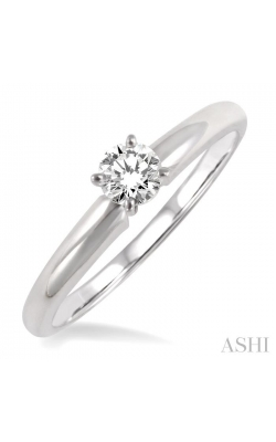 SOLITAIRE DIAMOND RING 16137DHFRW product image
