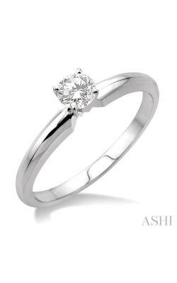 SOLITAIRE DIAMOND RING 16146DHFRW product image