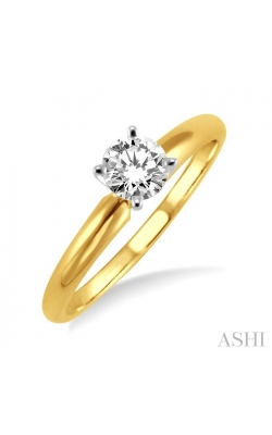 SOLITAIRE DIAMOND RING 16155DHFR product image