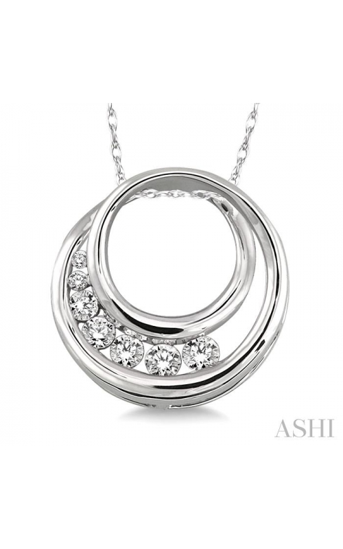 CIRCLE JOURNEY DIAMOND PENDANT 92346DHFXPDWG product image