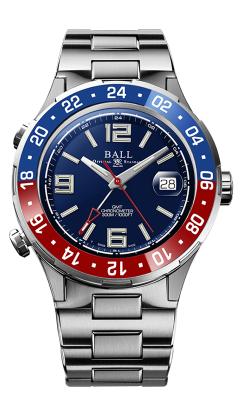 Ball Pilot GMT DG3038A-S2C-BE