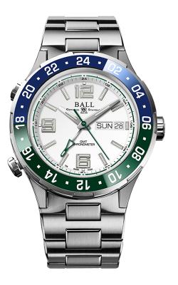 Ball Marine GMT DG3030B-S9CJ-WH
