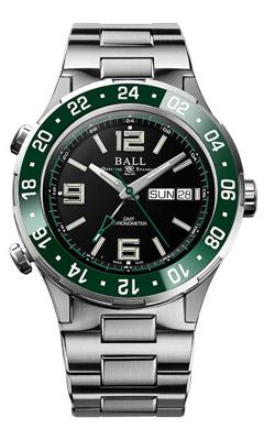 Ball Marine GMT DG3030B-S5C-BK