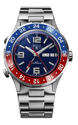 Ball Marine GMT DG3030B-S4C-BE