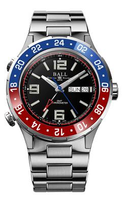 Ball Marine GMT DG3030B-S4C-BK