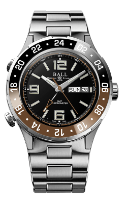 Ball Marine GMT DG3030B-S3C-BK