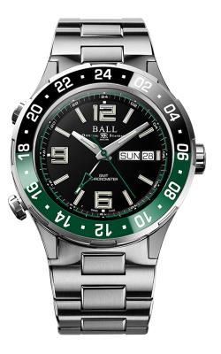 Ball Marine GMT DG3030B-S2C-BK