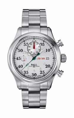 Ball Racer Chronograph