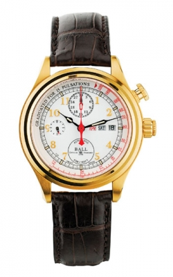 Ball Doctor's Chronograph