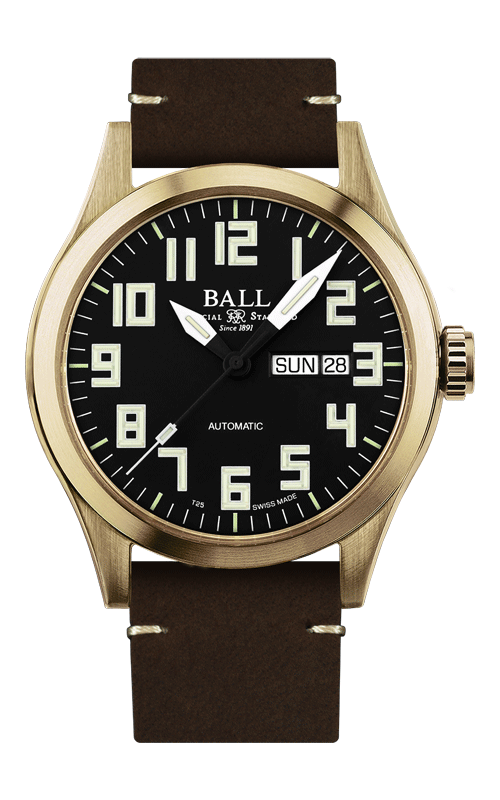 Ball Bronze NM2186C-L3J-BK