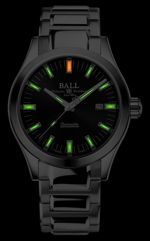 Ball Marvelight (43mm) NM2128C-S1C-BK 2