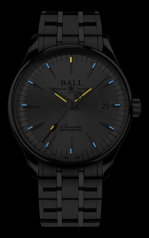Ball Manufacture 80 Hours NM3280D-S1CJ-SL 2