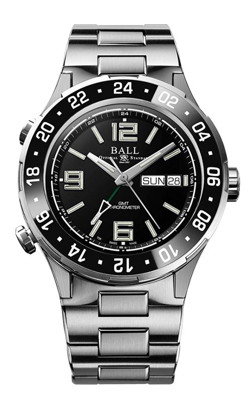 Ball Marine GMT DG3030B-S7CJ-BK