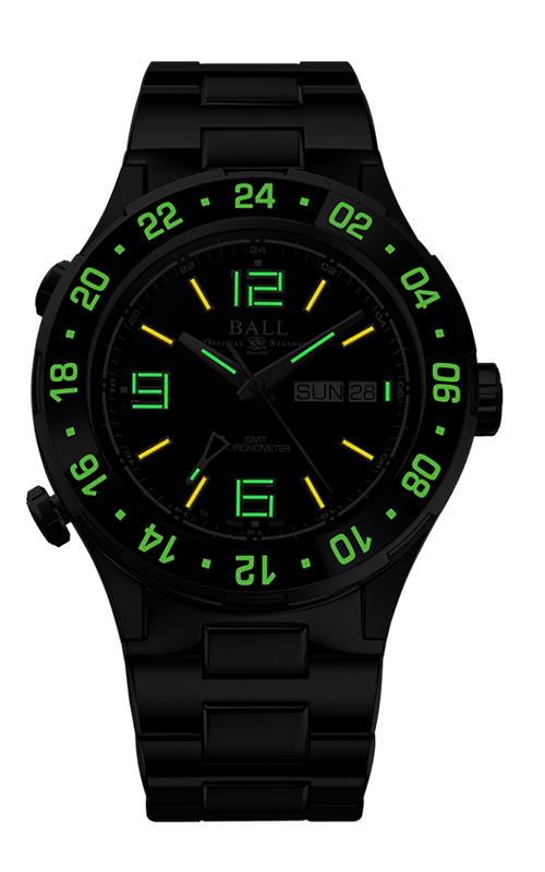 Ball Marine GMT DG3030B-S7CJ-BK 2