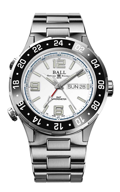 Ball Marine GMT DG3030B-S7CJ-WH