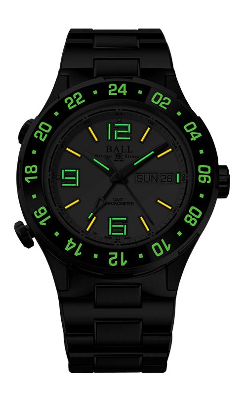 Ball Marine GMT DG3030B-S7CJ-WH 2