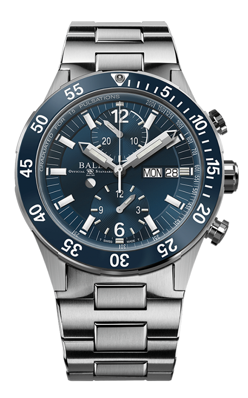 Ball Rescue Chronograph 41mm DC3030C-S1-BE