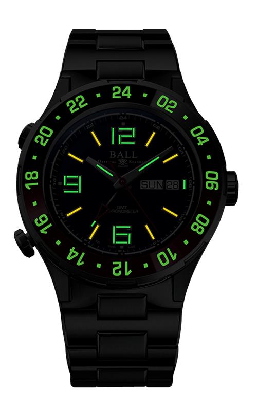 Ball Marine GMT DG3030B-S8CJ-BE 2