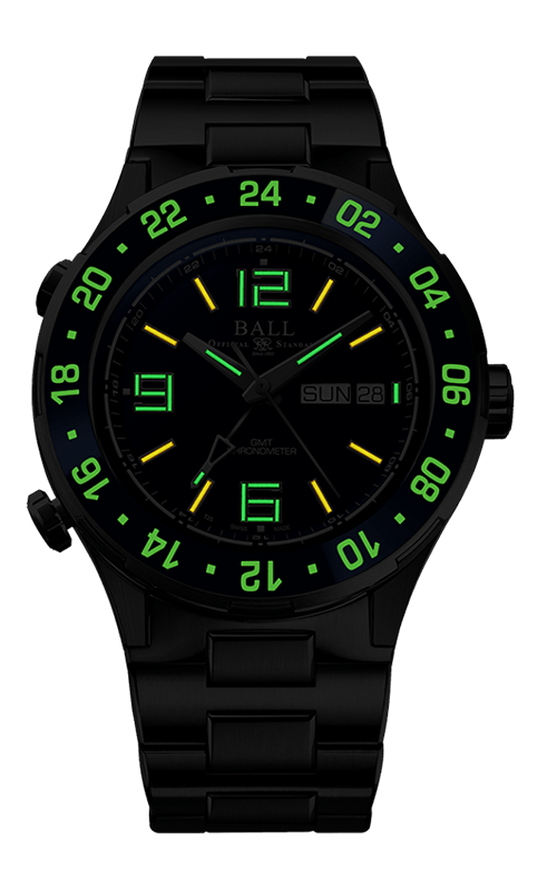 Ball Marine GMT DG3030B-S6CJ-BE 2