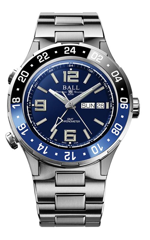 Ball Marine GMT DG3030B-S1CJ-BE