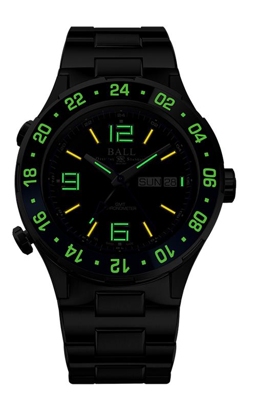 Ball Marine GMT DG3030B-S1CJ-BK 2