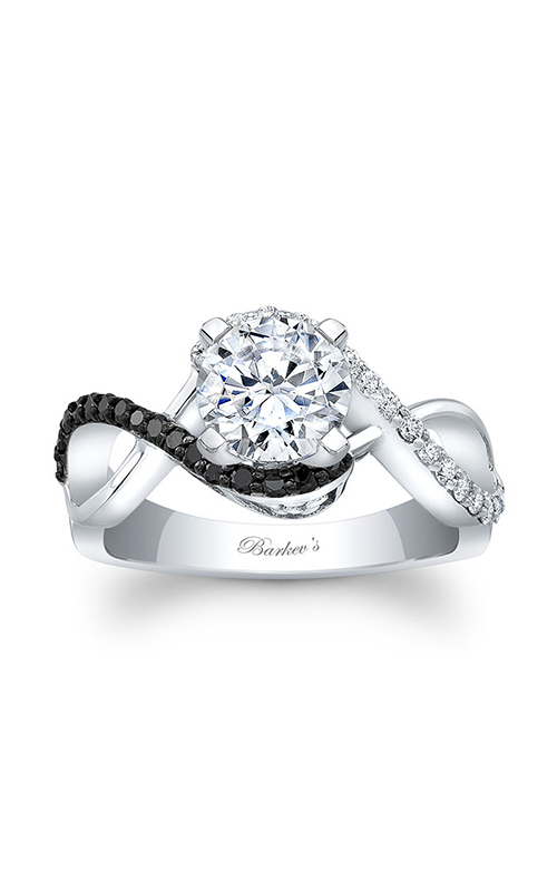 Barkev's Engagement ring 8020LBK product image