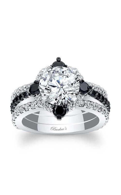 Barkev's Engagement ring 7967S2BK product image