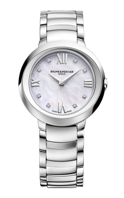 Baume & Mercier Promesse Watch MOA10158
