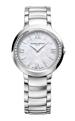Baume & Mercier Promesse Watch M0A10160 product image