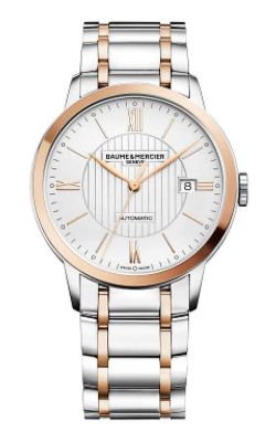 Baume & Mercier Classima Watch MOA10217
