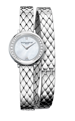 Baume & Mercier Promesse Watch M0A10289 product image