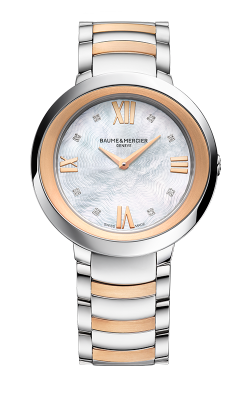 Baume & Mercier Promesse Watch M0A10252 product image