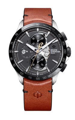 Baume & Mercier Clifton Club Indian Watch MOA10402 product image