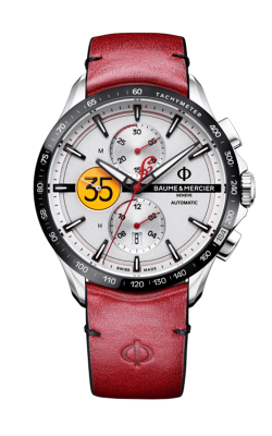Baume & Mercier Clifton Club Indian Watch MOA10404 product image