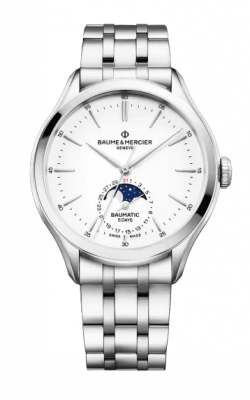 Baume & Mercier Clifton Baumatic Watch M0A10552