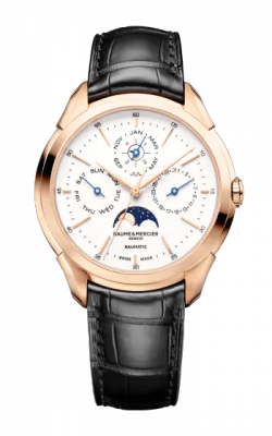 Baume & Mercier Clifton Baumatic Watch M0A10583 product image