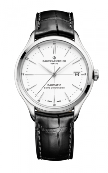 Baume & Mercier Clifton Baumatic Watch MOA10436 product image