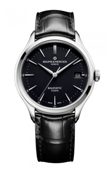 Baume & Mercier Clifton Baumatic Watch MOA10399 product image