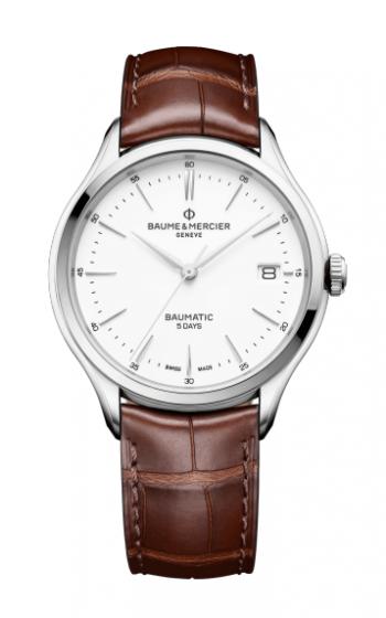 Baume & Mercier Clifton Baumatic Watch MOA10504 product image