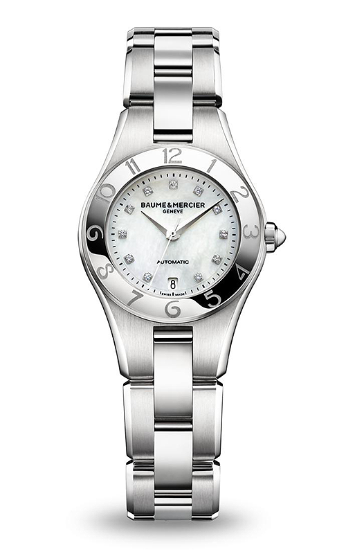 Baume & Mercier Linea Watch 10113 product image
