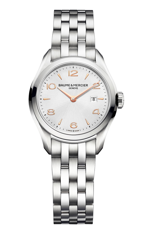 Baume & Mercier Clifton Women Watch 10175 product image