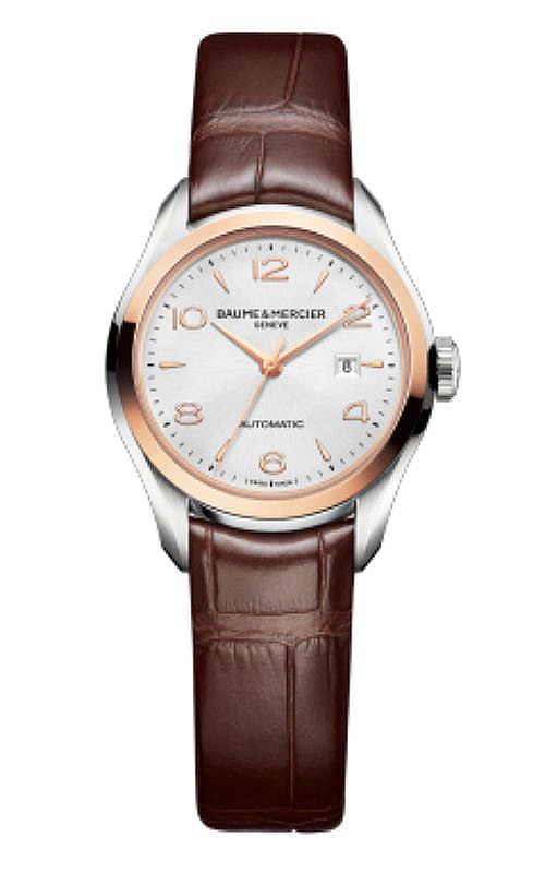Baume & Mercier Clifton Women Watch MOA10208 product image