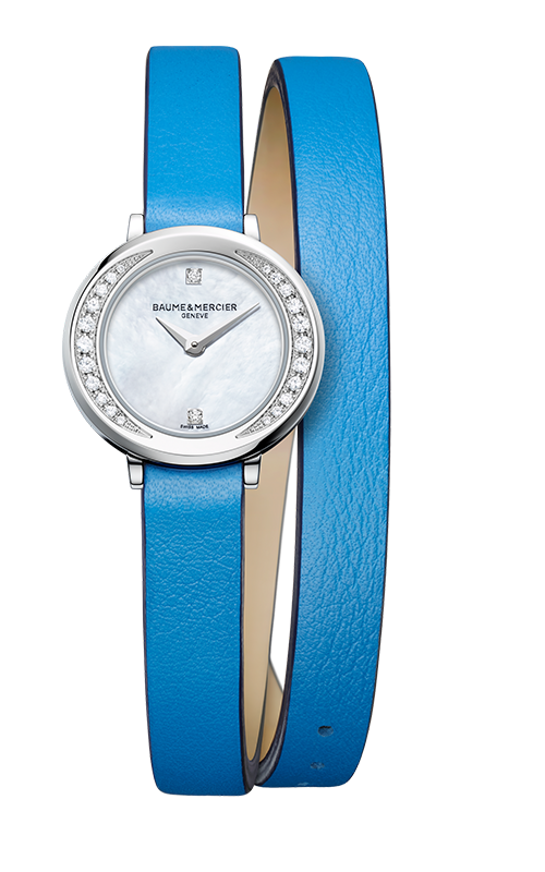 Baume & Mercier Promesse Watch M0A10288 product image