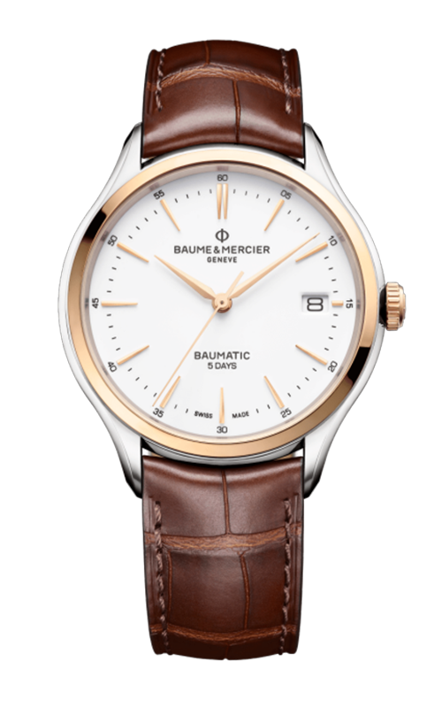 Baume & Mercier Clifton Baumatic Watch M0A10401 product image